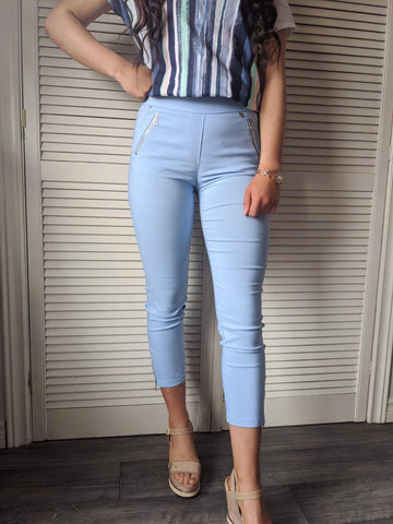 Robell blue trousers