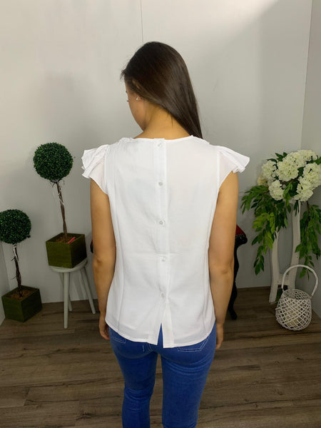 white odelle top