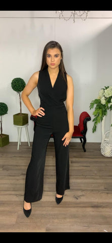 Setre black jumpsuit