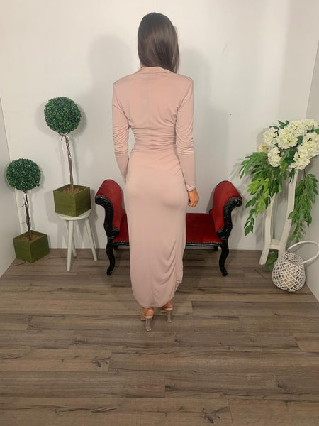 Blush Ciara dress