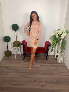 Argiddo blush dress