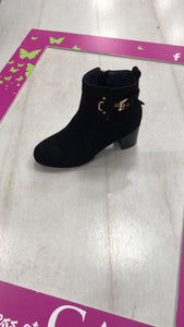 Black  escape fudge  boot