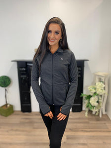 Madison zip through Jacket