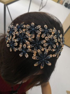 Crystal hairband