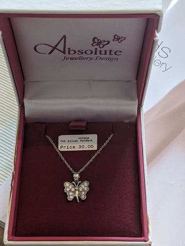 First communion butterfly chain