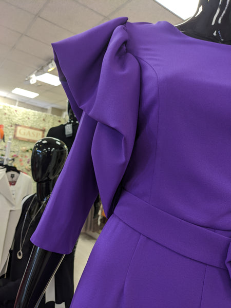 Pam purple jumpsuit
