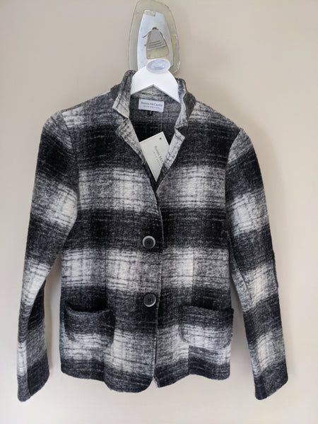 Karen mc carthy wool jacket