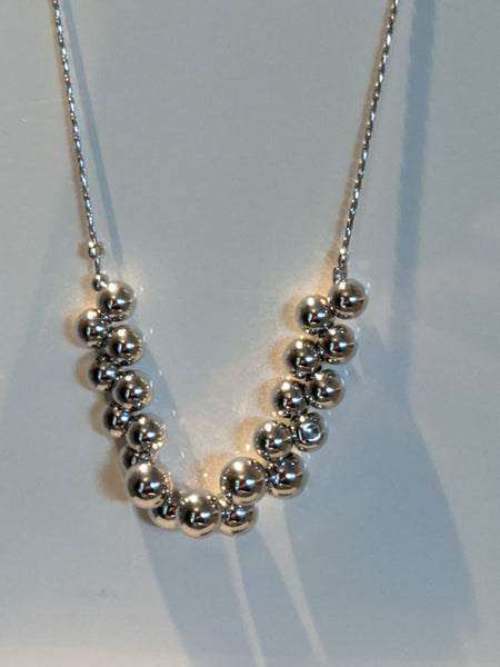 Susan mc cann sterling silver necklace