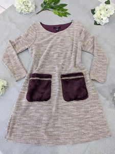 Moncho heredia wool dress