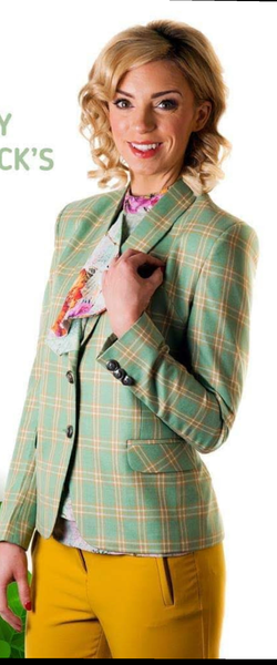 Harvey Paul sports jacket