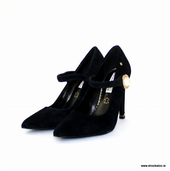 Amy Huberman strap shoe