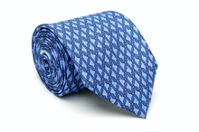 India Necktie - Royal Marine Blue - Reddendi
