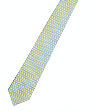 Africa Necktie - Lemon Yellow - Reddendi