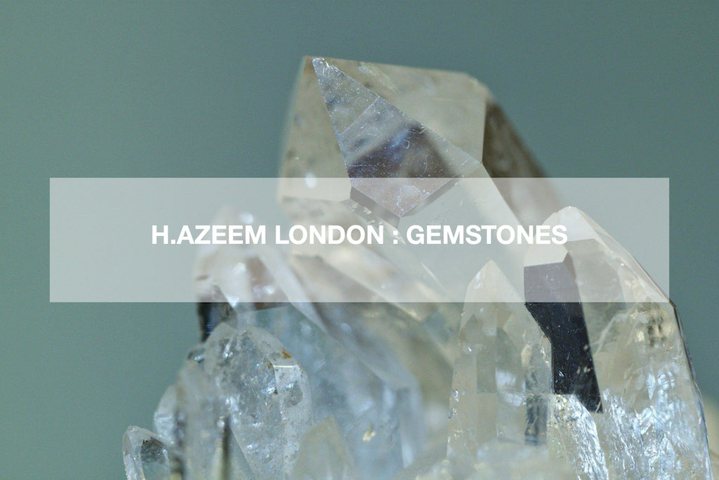H.AZEEM London : Gemstones