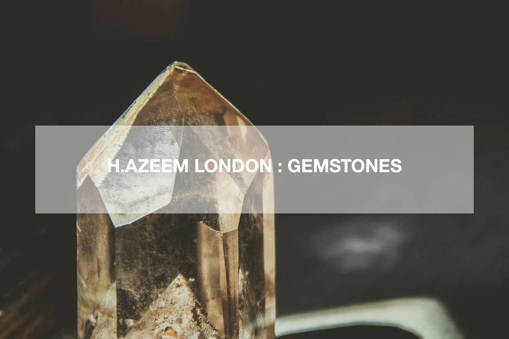 H.AZEEM London : Gemstone Jewellery Part 2