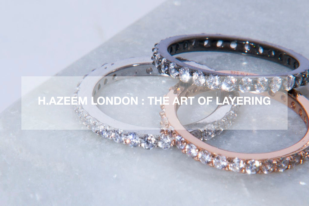 H.AZEEM London : The Art of Layering