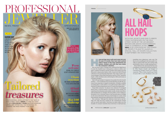 Professional Jeweller - August 2015