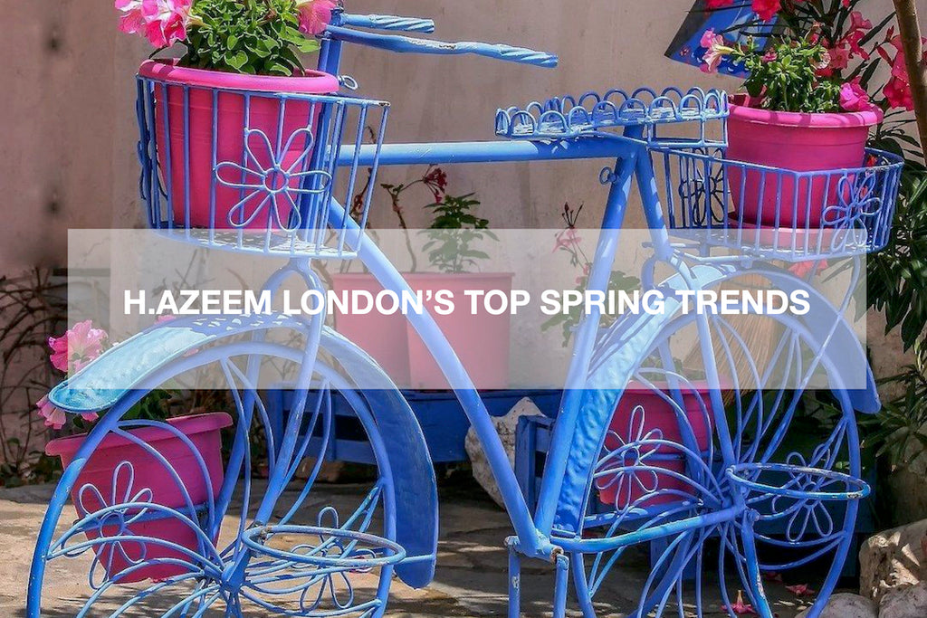 H.AZEEM London's Top Spring Trends