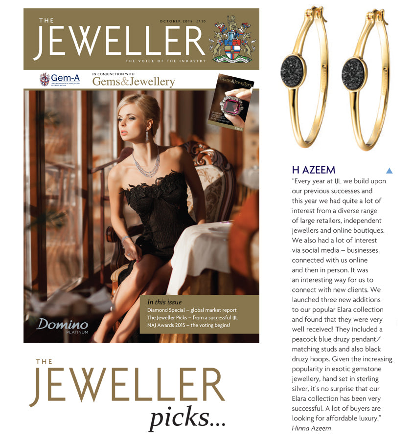 The Jeweler - October 2015