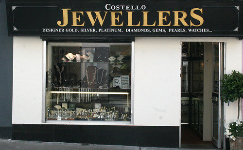 H.AZEEM's new stockist Costello Jewellers