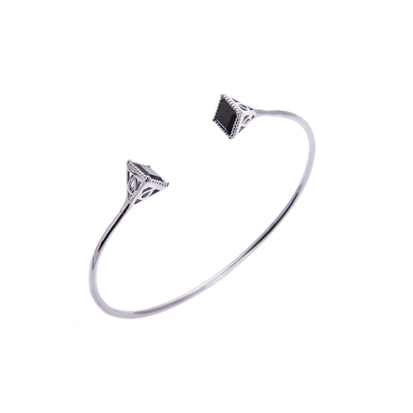 Admiral Silver Bangle | Artemesia | H.AZEEM