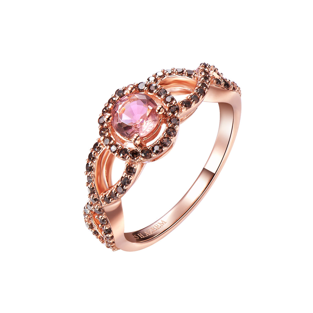 Dreamy Tourmaline Ring - H.AZEEM London