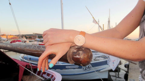 Women Wooden Watch Lucus