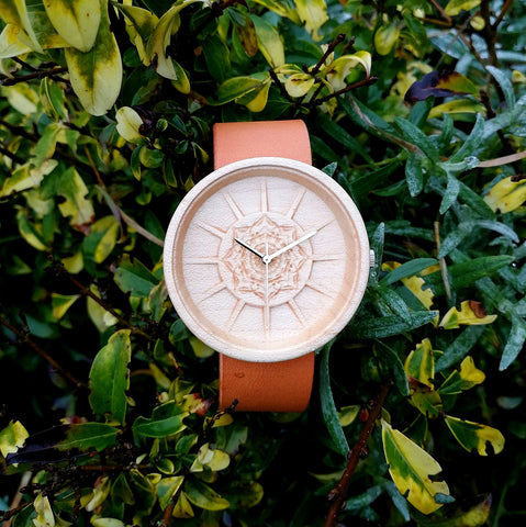 Charon Wooden Watch