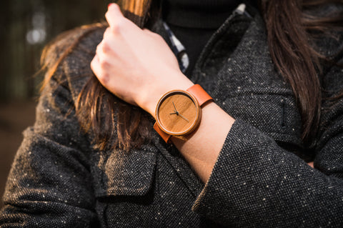 Ovi Wooden Watch Ovily