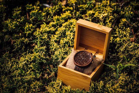 Handmade Wooden Watch for Men