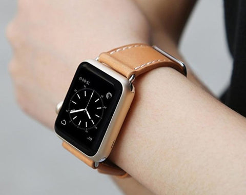 Fullmosa Genuine Leather Apple Watch Band