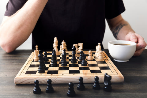 Game of Chess Marketing