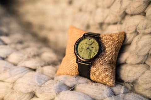 Ovi Wooden Watch Herbo