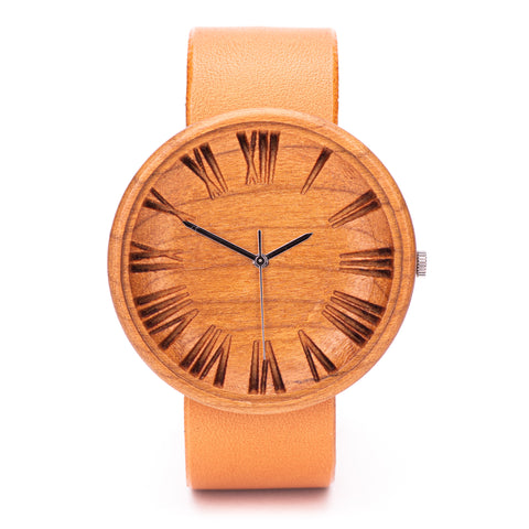 Womens Wood Watch Glamurus