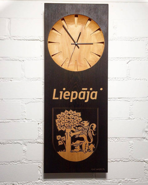personalized large wall clocks