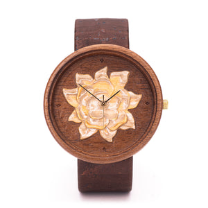 Yellow Magnolia - Ovi Watch