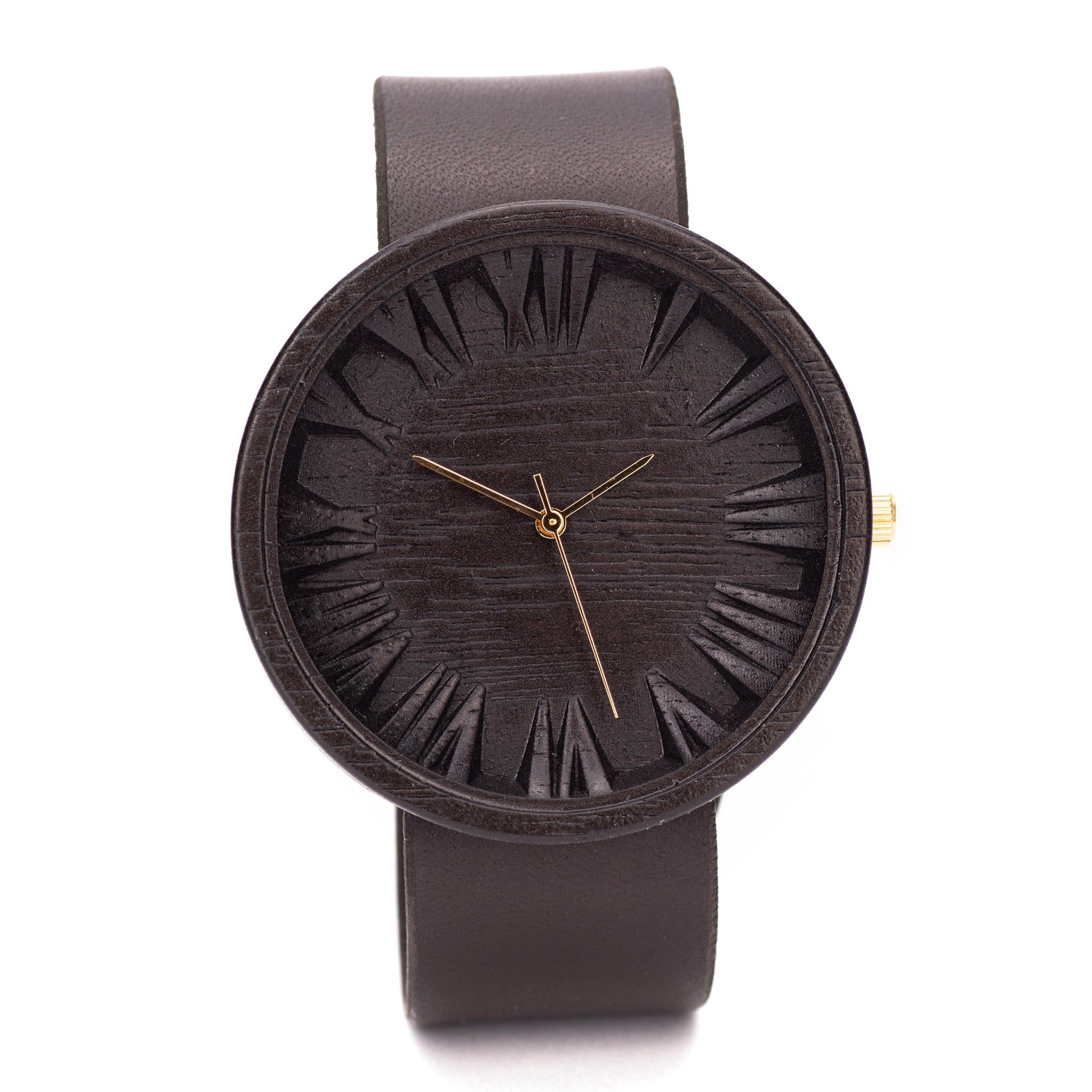 Black Prunus - Ovi Watch