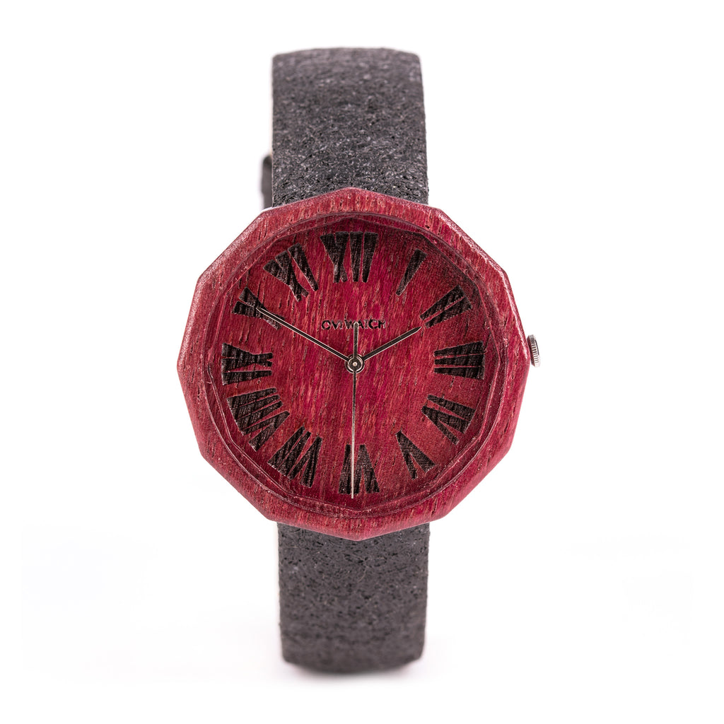 Minuit - Wooden Watch for Women
