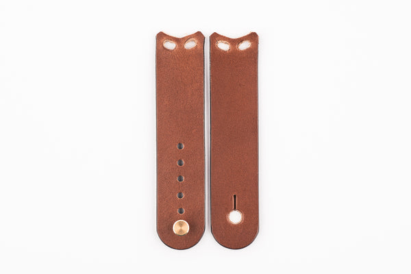 Brown Leather Watch Strap - Ovi Watch