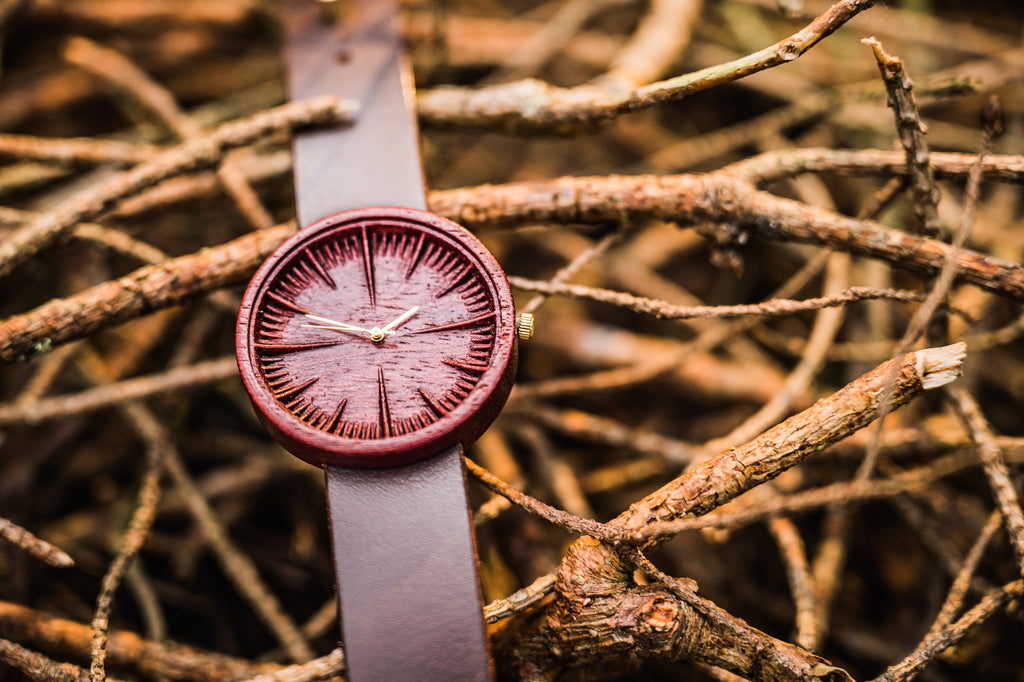 Purpleheart - Ovi Watch