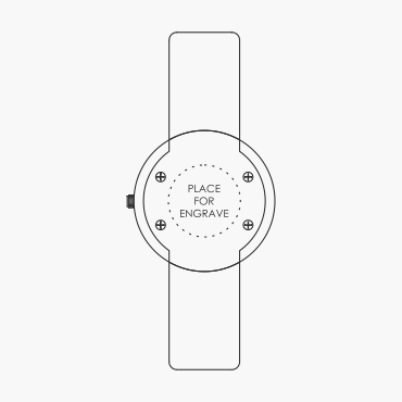 Engraving Text - Ovi Watch
