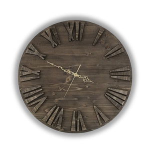 Roman Numeral Wall Clock - Ovi Watch