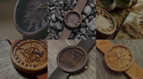 Custom Made Wooden Watch