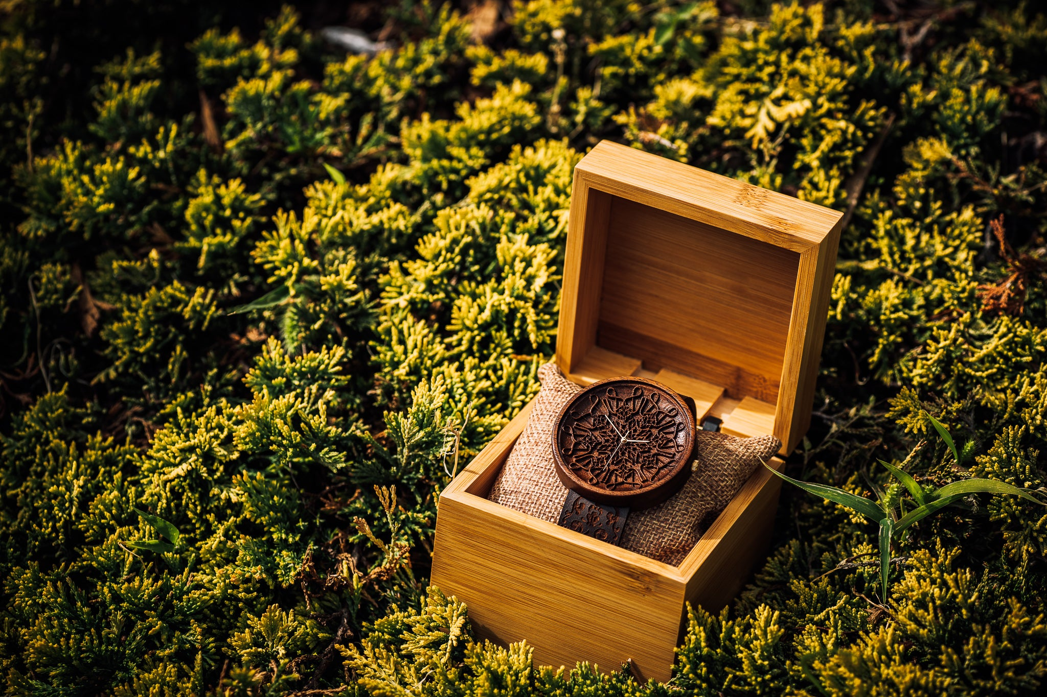 Wooden timepieces | 10 Unexpected Gifts For Brothers That They'll Actually Like