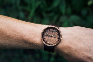 Cursus - American Walnut Wooden Watch for Men