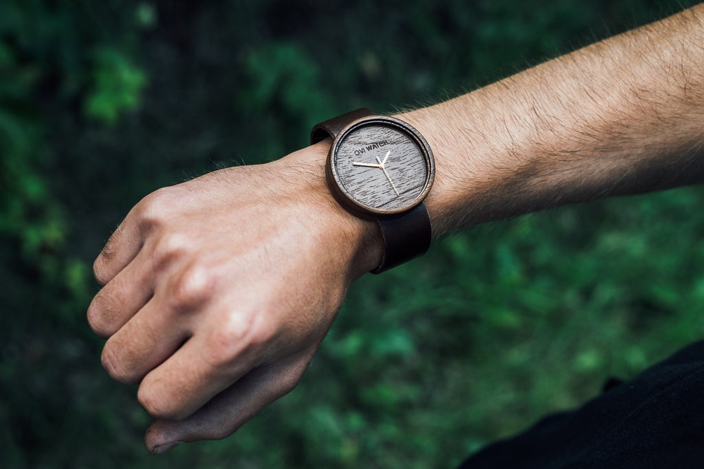 Avium - Minimal Design Wooden Watch