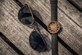 Coco - Wooden Sunglasses