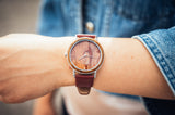 Rise Cali - Wooden Wrist Watch