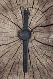 Brooklyn - Engraved Wooden Watch for Women