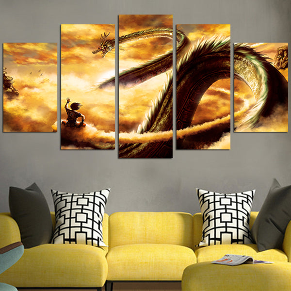 Wall Art Canvas – Anime Hacks